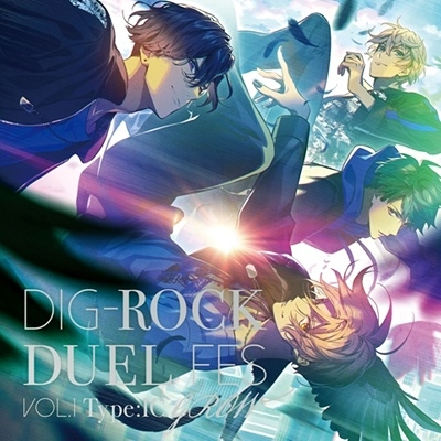 DIG-ROCK -DUEL FES- Vol.1 Type:IC CD