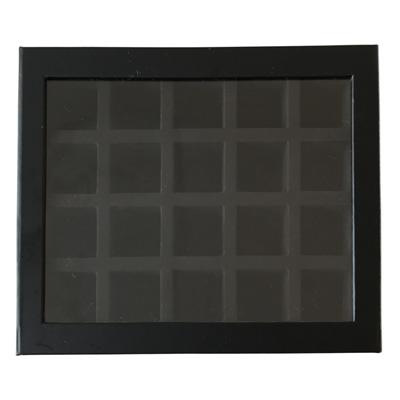 タワレコ 銀テープコレクションBOX Black [MD01-2878]