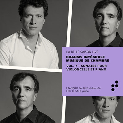 ブラームス: チェロ・ソナタ第1番・第2番 CD
