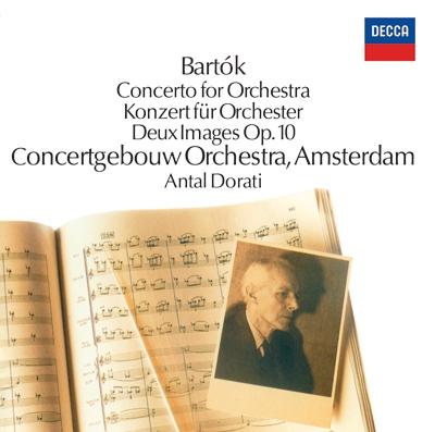 アンタル・ドラティ/バルトーク: 管弦楽のための協奏曲, 2つの映像, 弦楽のためのディヴェルティメント, 弦楽器, 打楽器とチェレスタのための音楽, 舞踏組曲; ヴァイネル: ハンガリー民