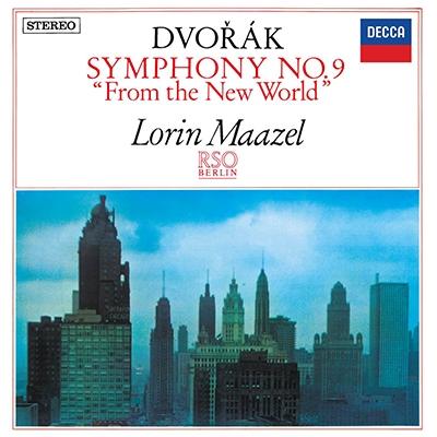 ロリン・マゼール/ドヴォルザーク: 交響曲第9番《新世界より》; ヘンデル: 水上の音楽<タワーレコード限定>[PROC-1628]