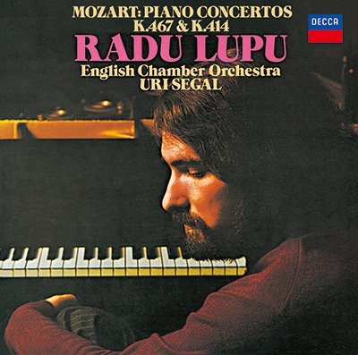 ラドゥ・ルプー/モーツァルト: ピアノ協奏曲第21番&第12番 他<タワーレコード限定>[PROC-1803]