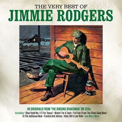 The Very Best of Jimmie Rodgers CD