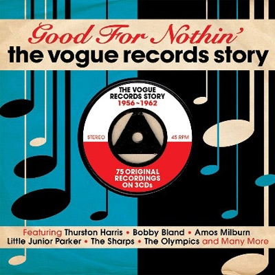 Good For Nothin'-Vogue Records[DAY3CD25]