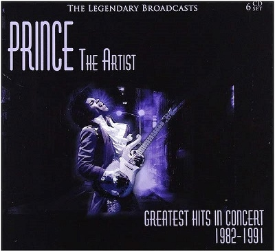 Prince/Greatest Hits In Concert[CPLCD241]