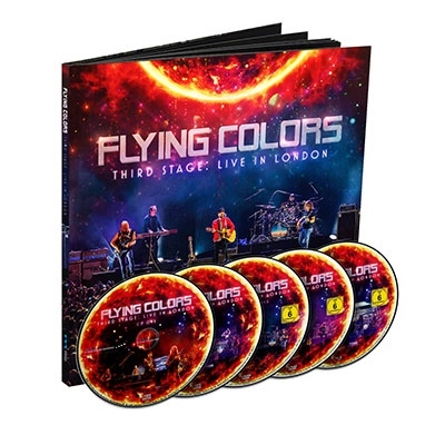 Third Stage: Live in London [2CD+2DVD+Blu-ray Disc+BOOK] CD