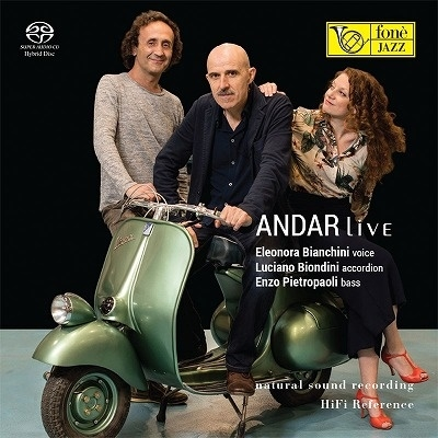Eleonora Bianchini/Andar Live<限定盤>[SACD210]