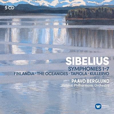 シベリウス: 交響曲全集、管弦楽作品集<限定盤> CD