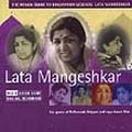 Lata Mangeshkar/ラフ・ガイド・トゥ・ボリウッド・レジェンド [RG-2043]