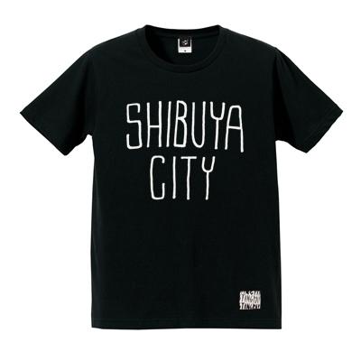 STINGRAY×TOWER RECORDS SHIBUYA T-shirt BLACK / M Apparel