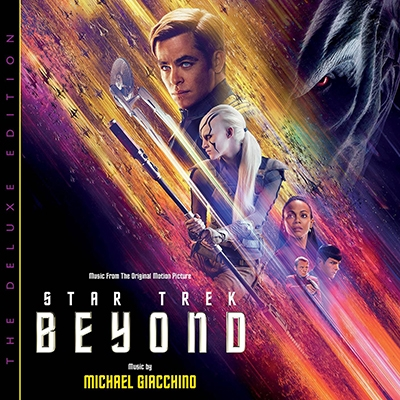 Michael Giacchino/Star Trek Beyond: Deluxe Edition[VCL12161177]