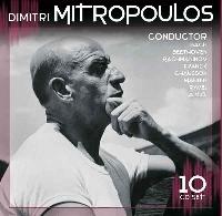 ディミトリ・ミトロプーロス/Dimitri Mitropoulos -Maestro (10-CD Wallet Box)[231755]