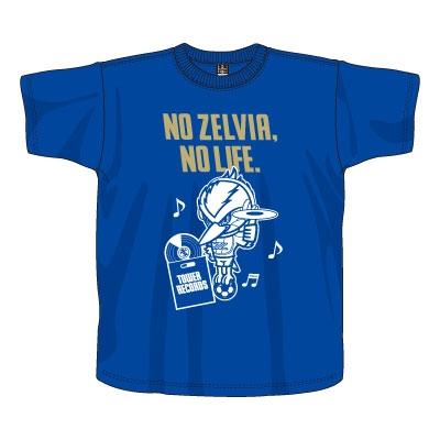 FC町田ゼルビア/FC町田ゼルビア×TOWER RECORDSコラボT-Shirt(ブルー)/Mサイズ [12-42856]