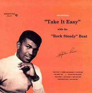Take It Easy With The Rock Steady Beat CD