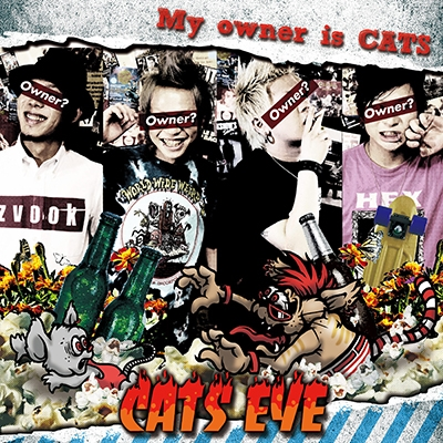 CATS EYE/My owner is CATS[FECD-0145]