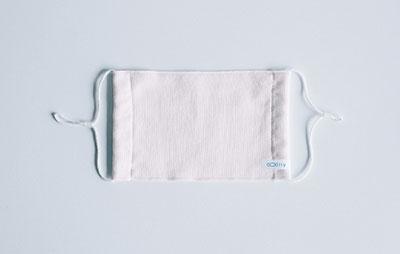 今治サマーマスク【COOlly | クーリイ】 2枚セット/抗菌マスクケース付き(ピンク) Accessories