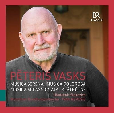 ペトリス・ヴァスクス: 弦楽オーケストラのための作品集