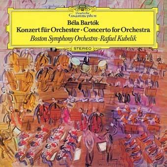 ラファエル・クーベリック/バルトーク: 管弦楽のための協奏曲; クーベリック: 弦楽のための4つの形式; ストラヴィンスキー: ロシア風スケルツォ, サーカスポルカ<タワーレコード限