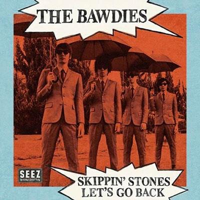 SKIPPIN' STONES/LET'S GO BACK<レコードの日対象商品/限定盤> 7inch Single