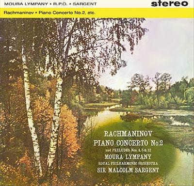 モーラ・リンパニー/ラフマニノフ: ピアノ協奏曲第2番; プロコフィエフ: ピアノ協奏曲第3番, 他 [TDSA-30]