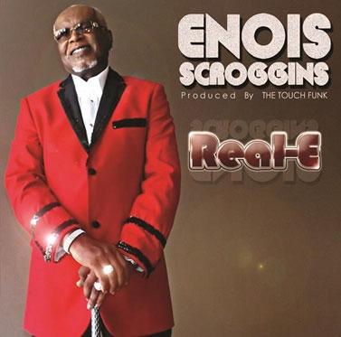 Enois Scroggins/Real-E[DDR007]