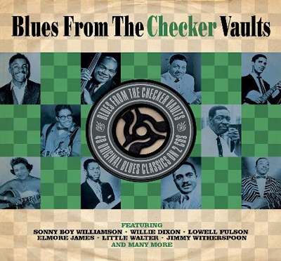 Blues From The Checker Vaults[DAY2CD245]