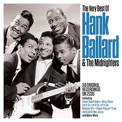 Hank Ballard & The Midnighters/The Very Best of Hank Ballard and ...