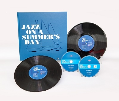 Jazz On A Summers Day/Jazz On a Summer's Day (60th Anniversary Special Edition) [CD+10inch x 2+DVD][CHARLYB920]