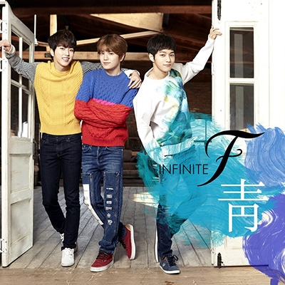 Infinite F/Infinite F 1st Single[L200001069]