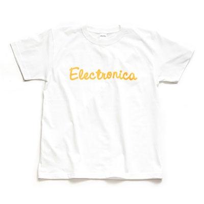 ジャンルT-Shirt Electronica ホワイト Sサイズ[2050267560852]