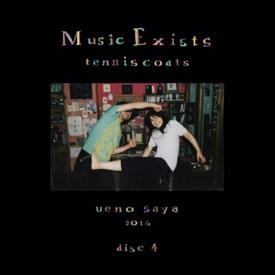 テニスコーツ/Music Exists Disc4[MK-48]