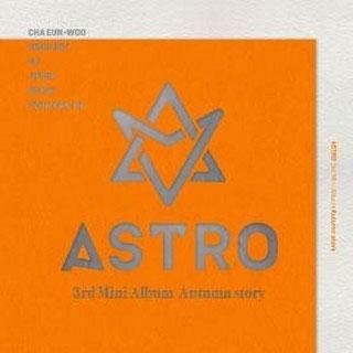 Autumn Story: 3rd Mini Album (B-Ver./Orange) (全メンバーサイン入りCD)<限定盤>
