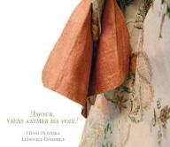 """ウーゴ・オリヴェイラ/18世紀のフランス語カンタータ ~3人の""""C""""に, ドルネルのコンセールを添えて~ [RAM1107]"""