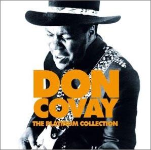 Don Covay/プラチナム・コレクション Don Covay<タワーレコード限定>[WQCP-1232]