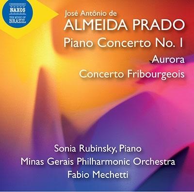 ソニア・ルビンスキー/アルメイダ・プラド: ピアノと管弦楽のための作品集[8574225]