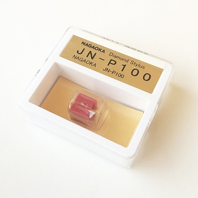 NAGAOKA レコード針 JN-P100 [JN-P100]