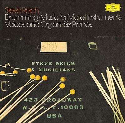 スティーヴ・ライヒ/ライヒ: 《ドラミング》、《6台のピアノ》、《鍵盤打楽器、声、オルガンのための音楽》<タワーレコード限定>[PROC-2218]