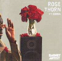 Rose Thorn feat. Dornik/Breakdown Cover (produced By Tom Misch)<完全限定プレス盤> 7inch Single