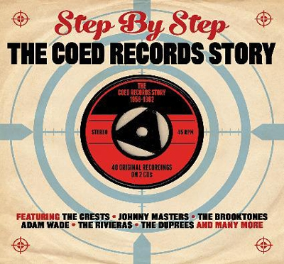 Step By Step: The Coed Records Story 1958-1962[DAY2CD235]