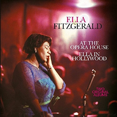Ella Fitzgerald/At The Opera House/Ella In Hollywood[FOS2205111]