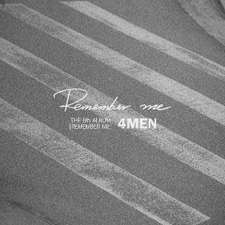 Remember Me: 4Men Vol.6 CD