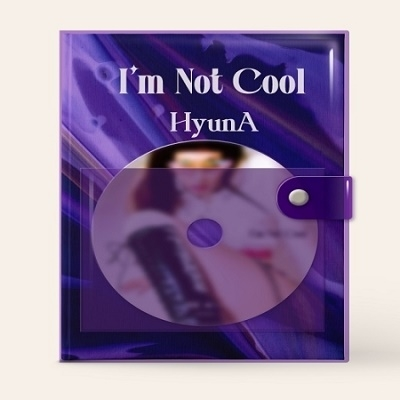 I'm Not Cool: 7th Mini Album CD
