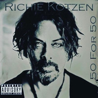 Richie Kotzen/50 for 50[CDBR56397791722]