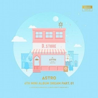 Dream Part.01: 4th Mini Album (Day Ver.) (イベント対象商品)