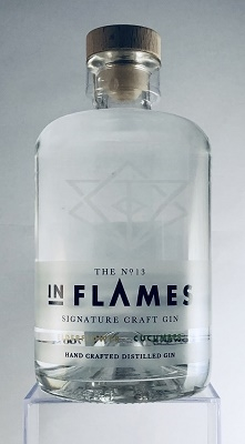 In Flames NO.13 クラフト・エルダーフラワー お酒