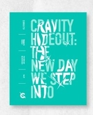 CRAVITY/Season2. [Hideout: The New Day We Step Into] (Ver.1)[L100005703VER1]