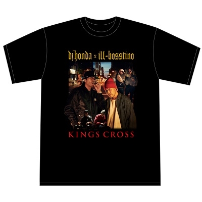 KINGS CROSS [CD+Rap Tee(Tシャツ:Mサイズ)]<生産限定盤>