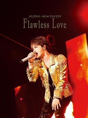 JAEJOONG ARENA TOUR 2019~Flawless Love~ Blu-ray Disc