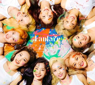 Fanfare [CD+DVD]<初回限定盤A> 12cmCD Single