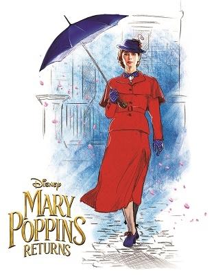 メリー・ポピンズ:2ムービー・コレクション [2Blu-ray Disc+2DVD]<数量限定版> Blu-ray Disc